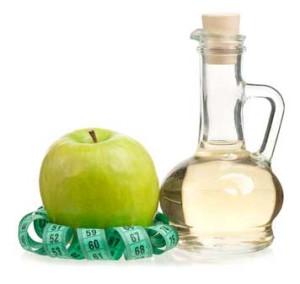 Apfelessig zum gesunden Abnehmen
